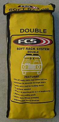 FCS Double Soft Rack System