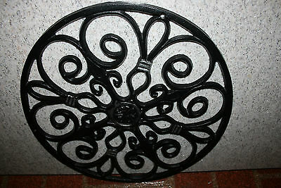 "Cast iron grate 13""7/8 wide"