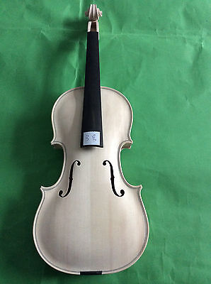 4/4 violin Stainer model Excellent handcraft violin in white