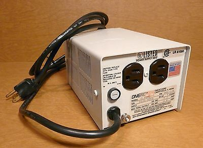 ONEAC Power Conditioner Transformer 120v - 2 Amp Tested