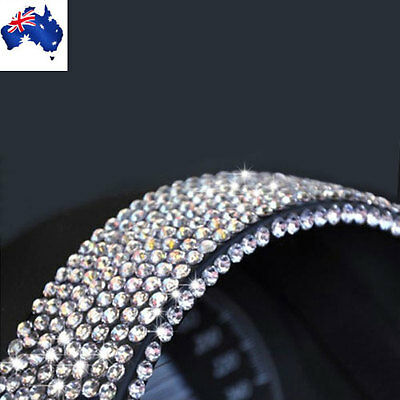 918pcs 2.5-3mm Clear Rhinestone Self Adhesive Diamantes Stick on Gems