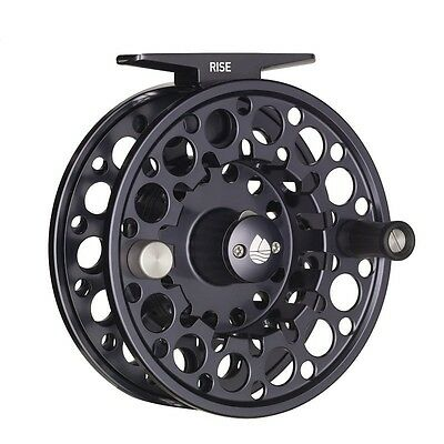 Redington Rise II Fly Reel, Size 5/6 - Color Dark Charcoal - NEW - Closeout