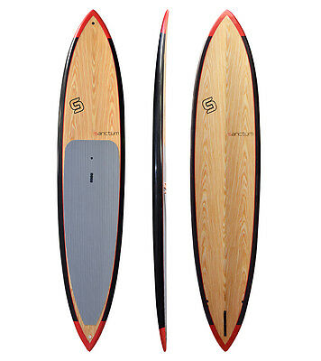 """Sanctum,stand Up Paddle Board, 11'6""""  Stand Up Paddle Board, Sup - Carbon Rai"""