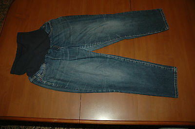 Oh Baby by Motherhood Maternity Capri Jeans / Pants Size XL Extra Large