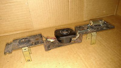 Flyer Frame PA Idler truck BRACES only Horn NOT TESTED Storage rust BENDS Partsc