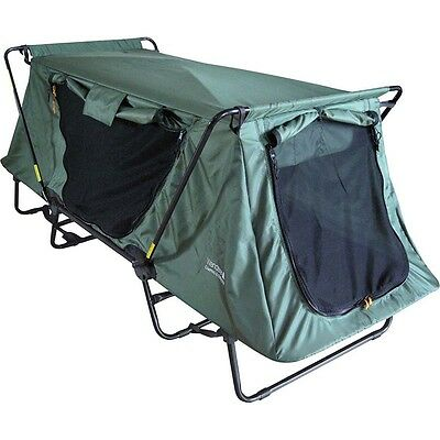 Wanderer Camping Cot From Bcf Only Used Once Comes In Bag