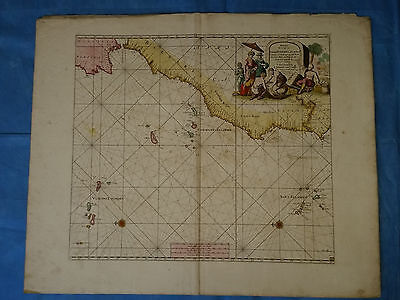 Keulen, 1685 - Azores, Madeira, Canary Is, Cape Verde Is., Strait of Gibraltar