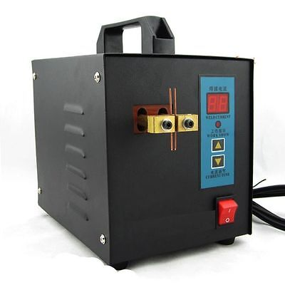 Hand-held Spot Welder Welding Machine for Mobile Phone Laptop Battery Pack AU!