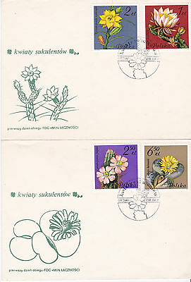 Thematics - 11 Covers - Flowers and Plants  - 5 SCANS (Fl 2711 1)