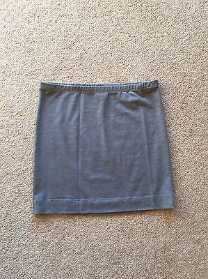 H&M Grey Skirt Size S