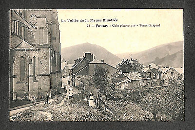 08 - FUMAY - Coin pittoresque - Terre Gaspard
