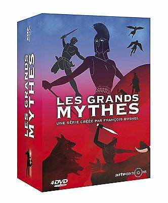 Coffret DVD Neuf / Les Grands Mythes