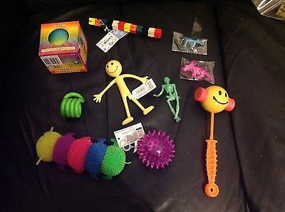 SENSORY TOYS FIDGET KIT FIDDLE KIT 10 items AUTISM TOYS SPECIAL NEEDS ADHD
