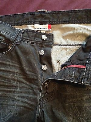 NASTY PIG Men's Pants / Jeans Casual  X3   Size 33