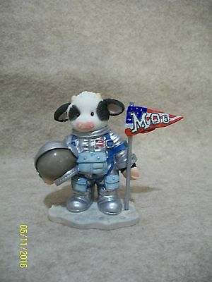 First Moo on the Moon -  Moo Moo