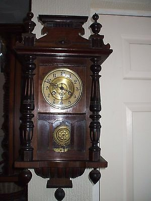 Antique Wall Clock.Date unknown?
