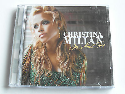 Christina Millan - Its About Time (CD Album) Used Very Good