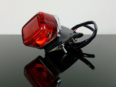 RÜCKLICHT [Taillight/tail light/feu arrière] ENDURO, Cross, SCRAMBLER+ UNIVERSAL