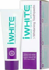 I-White Toothpaste | Whitening Toothpaste | 75ml