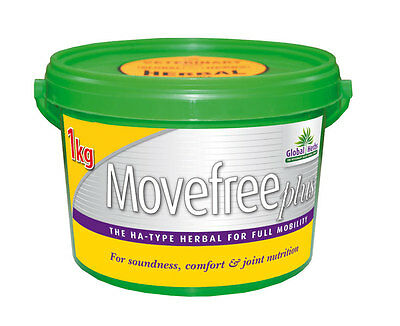 MoveFree Plus (1Kg) - Global Herbs - Maintaining Lubrication Naturally