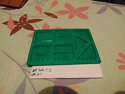 OO HO Linka Buildings System Railway War Games Moulds C2