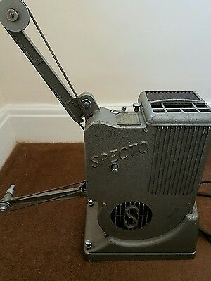 Specto 500 projector. Sold as faulty. See details.