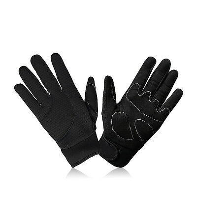 Unisex Waterproof/Windproof Outdoor Full Finger Sports Gloves (M)