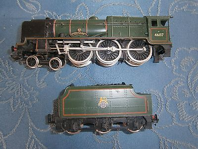 Mainline 00 Royal Scot The Prince of Wales's Volunteers South Lancashire BR Loco