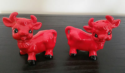 Red Bull Salt and Pepper Shakers - Japan