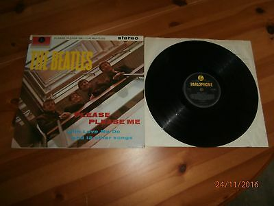 The Beatles  – Please Please Me - PCS 3042, LP,Stereo, Album, EARLY STAMPERS :)