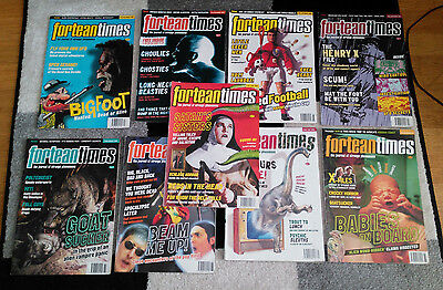 200+ Fortean Times Magazines