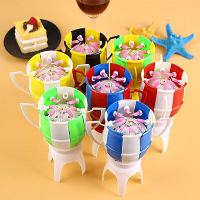 Automatic Blossom Music Candle Children Party Banquet Football Trophy Gift