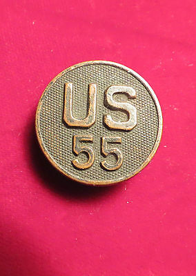 Wwi Collar Disc.....us 55