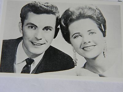 "Music Trading Card "" Dale & Grace"""