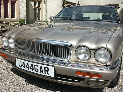 Classic Jaguar Xj6 With Jag Cherished Registration Number Included
