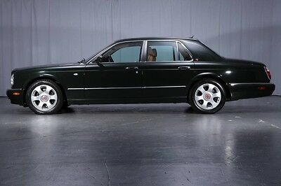 2002 Bentley Other  V8 Turbo RED LABEL Sunroof Navigation Folding Picnic Tables VERY CLEAN