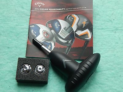 Callaway Adjustment Wrench With Weights