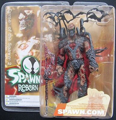 SPAWN REBORN Curse of the Spawn 2 SERIES 3 McFarlane Toys ACTION FIGURE
