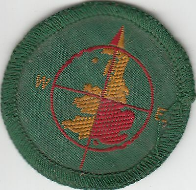 Boy Scout Badge South East Counties Rover Moot Gilwell Park (173)