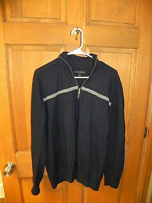 Men's Banana Republic Navy Sweater Size Large in Good Condtion!!!