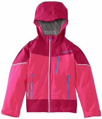 "Dare 2b Absorb Pink Jacket Age 11-12 or 32"" BNWT"