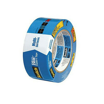 3M 06820 Scotch-Blue Painter's Tape for Multi-Surfaces 2090, 1.88  x 60 yd