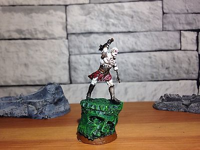 The Hobbit Lord Of The Rings Warhammer Azog The Defiler Well Painted