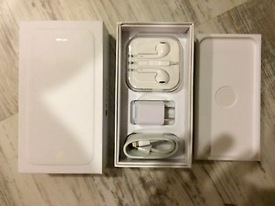 iPhone 6 Plus Used Box & New Accessories - IMEI Sticker Included