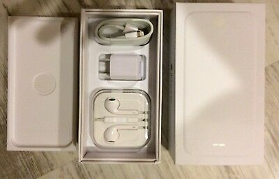 iPhone 6 Empty Box & New Accessories - IMEI Sticker Included
