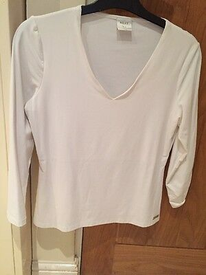Classic white top from NEXT  size 14
