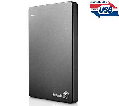 2753056 Backup Plus Portable 1Tb 2.5In Usb3.0 External Hdd Silver In