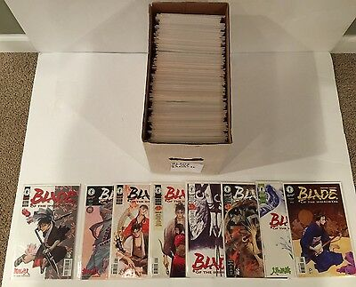 Blade The Immortal #1-131 Complete Set  Dark Horse Manga  (1996-2007) Samura