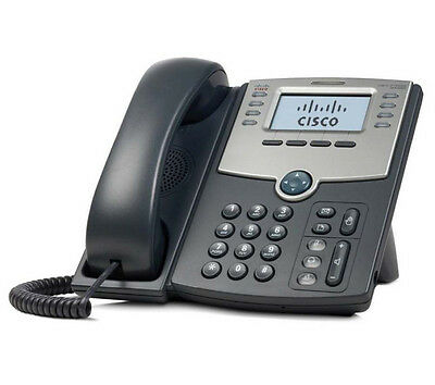 677F268 Sb 8 Line Ip Phone With Displa W/ Display Poe Pc-Port           In