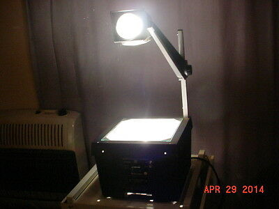 Overhead Projector W/ two bulbs support local schools
